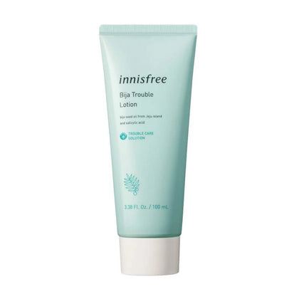 Innisfree Bija Trouble Lotion (100 mL) - SKISKIN