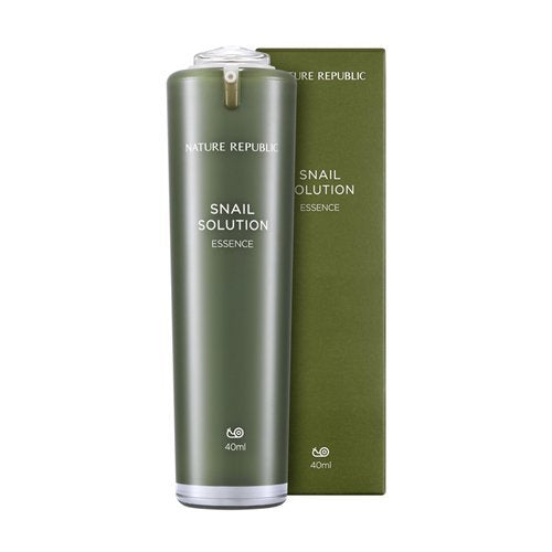 NATURE REPUBLIC Snail Solution Essence (40mL)
