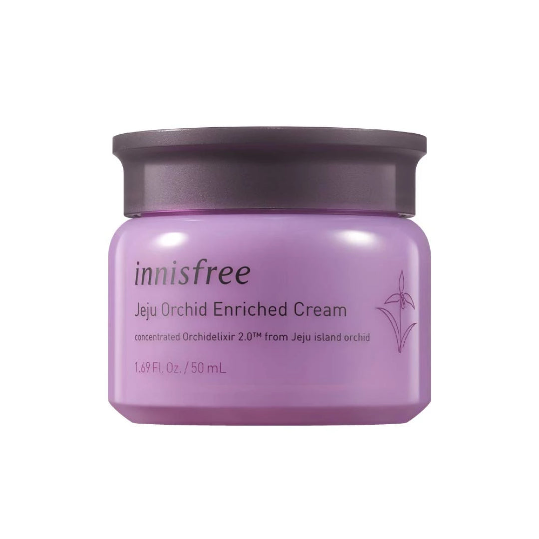 Innisfree Jeju Orchid Enriched Cream  (50mL)