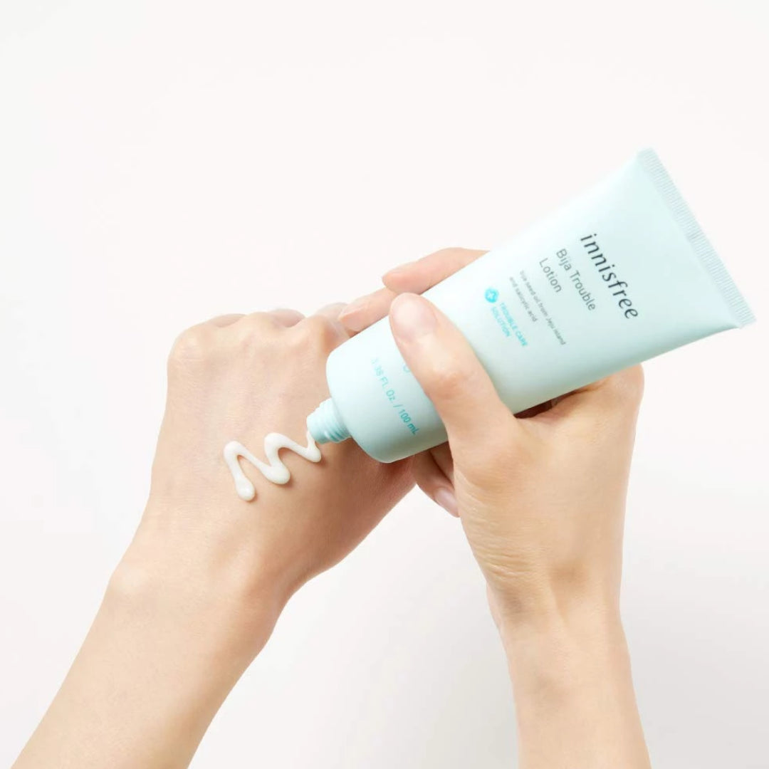 Innisfree Bija Trouble Lotion (100 mL)