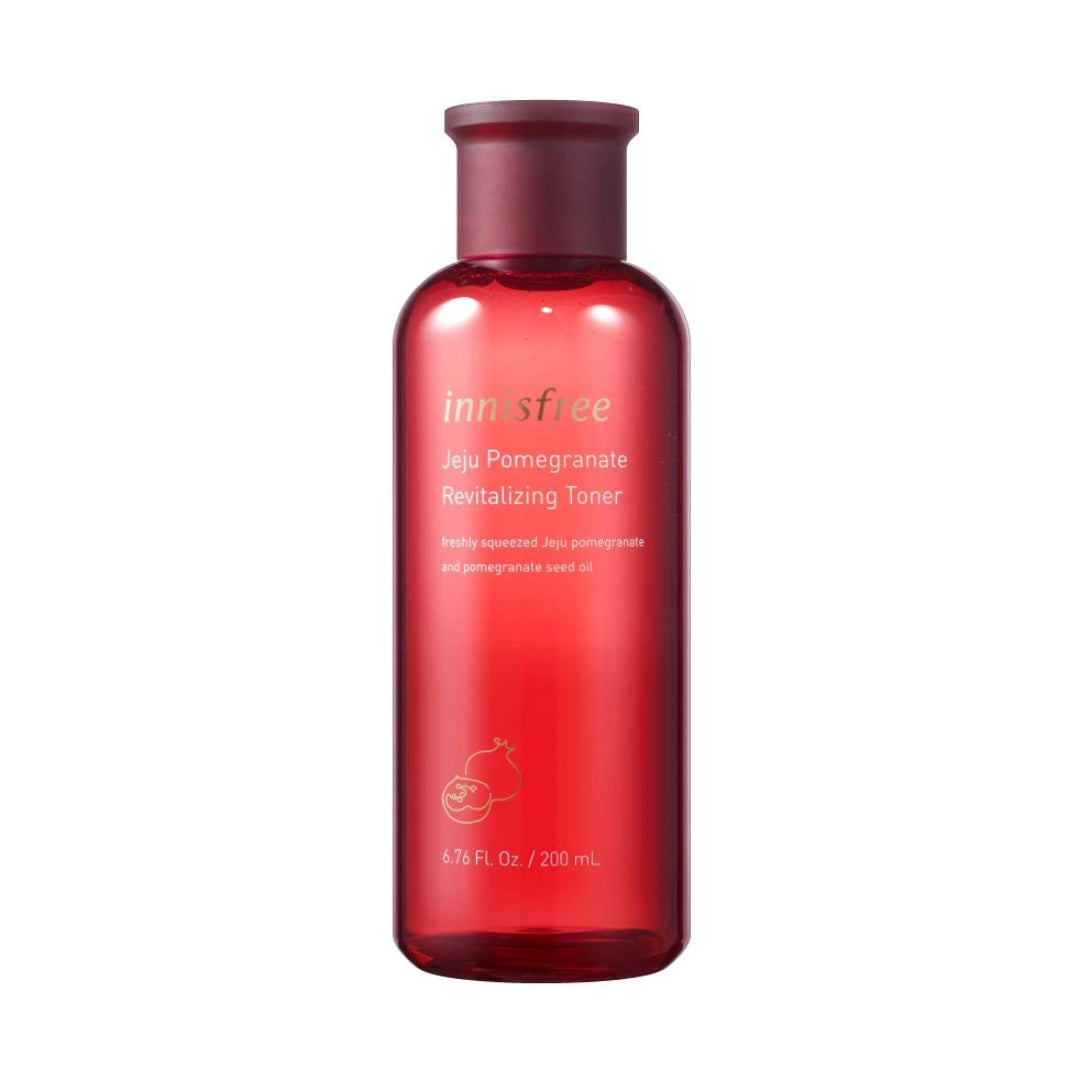 Innisfree Jeju Pomegranate Revitalizing Toner (200 mL)