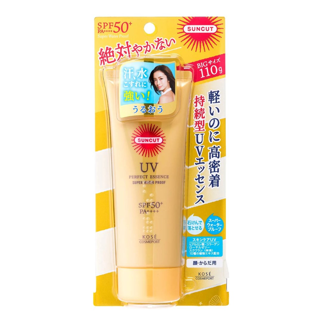 Suncut Super Waterproof Perfect UV Protect Essence SPF50+ PA++++ (110g)