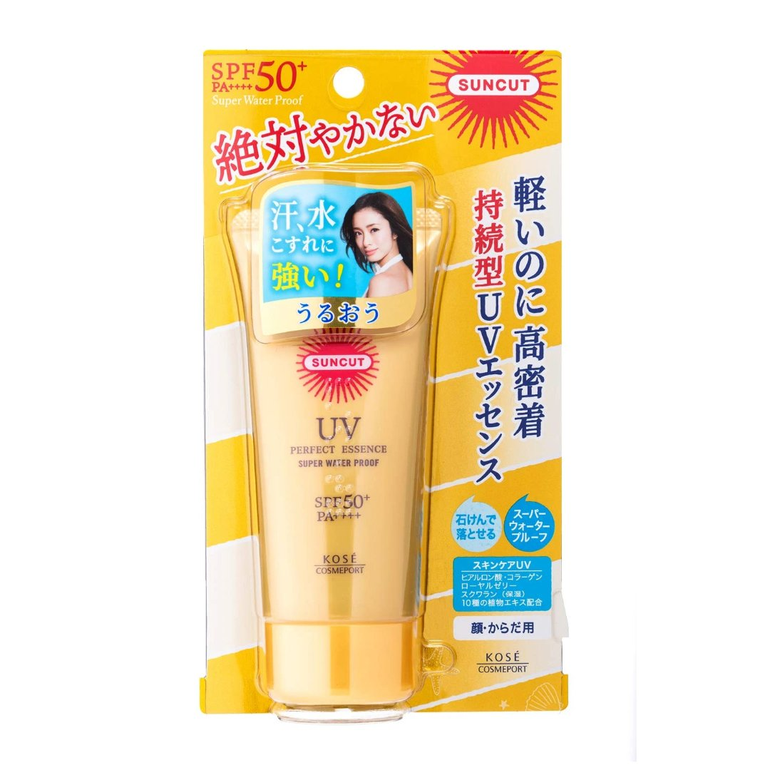 Suncut Super Waterproof Perfect UV Protect Essence SPF50+ PA++++ (60g)