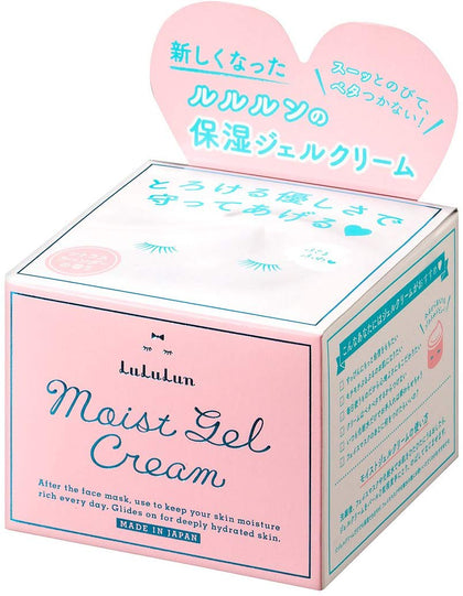 Lululun Moist Gel Cream 80g - Skiskin