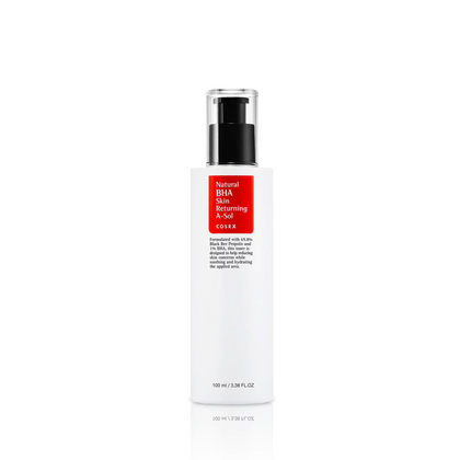 Cosrx Natural BHA Skin Returning A-Sol (100 mL) - Skiskin