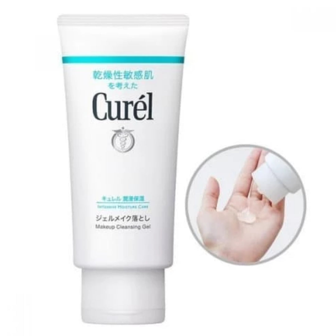 Kao Curel Gel Makeup Remover (130 g)