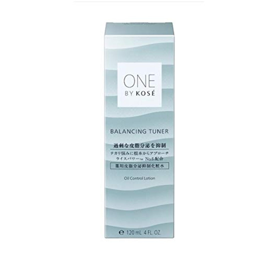 One by Kose Balancing Toner (120ml)