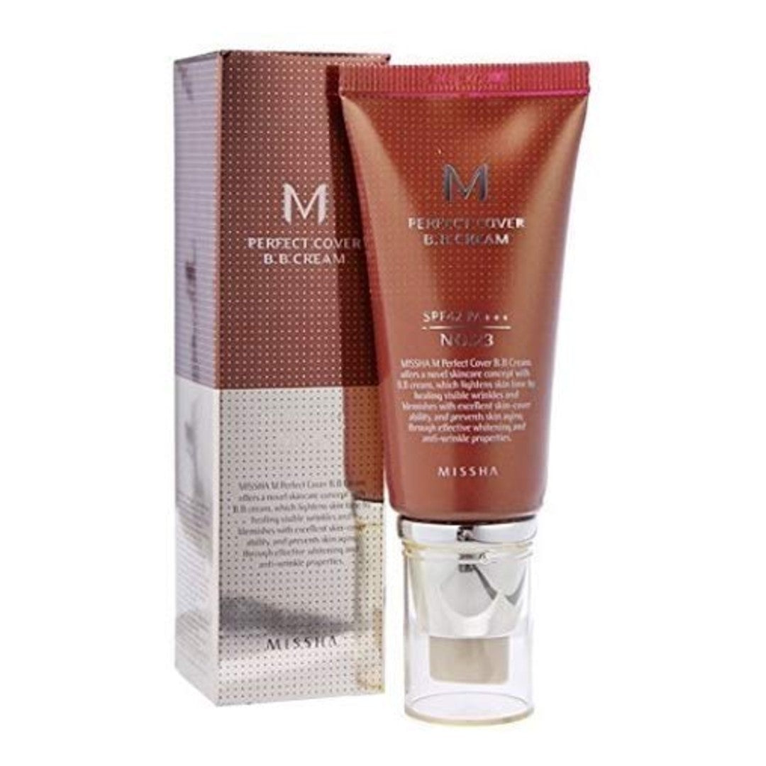 MISSHA  M Perfect Cover BB Cream No. 23 SPF42 PA + + (50mL)