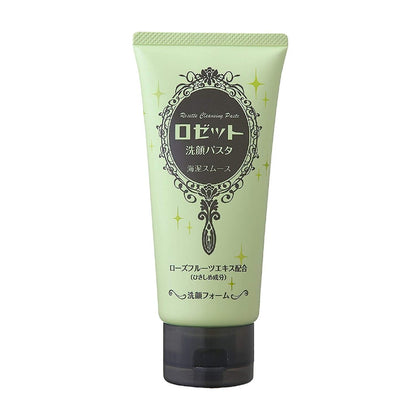 Rosette facial pasta sea mud smooth G cleansing foam (120 g) - Skiskin