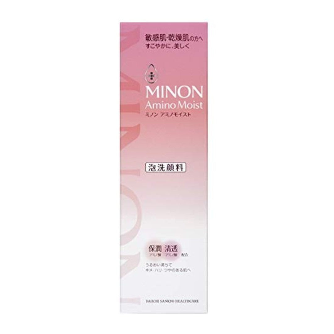 MINON AminoMoist WFb Gentle Wash Whip (150 mL)