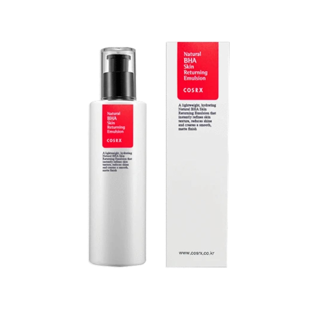 Cosrx Natural BHA Skin Returning Emulsion (100 mL)