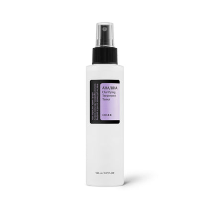 Cosrx AHA/BHA Clarifying Treatment Toner (150 mL) - Skiskin