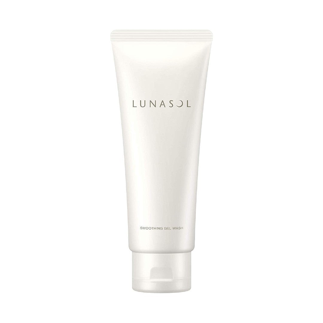 Kanebo Lunasol Smoothing Gel Wash Face Cleanser (150g)