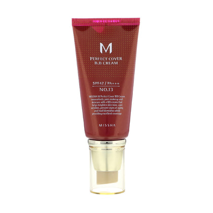 MISSHA  M Perfect Cover BB Cream No. 13 SPF42 PA + + (50mL) - SKISKIN