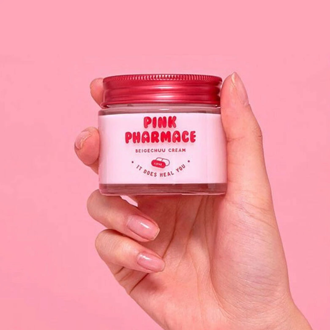 Beige Chuu Pink Pharmace #505 Cream (75mL)
