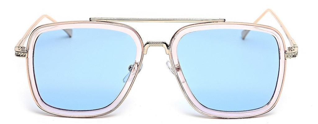 Tony stark shades - Pinkish  bluish Shades    -Shades gallery