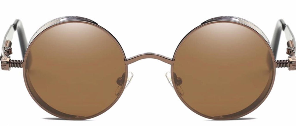 Brown-steampunk-shades