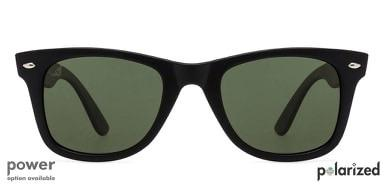 Classics black and fuji green are the most best combo for your sunglasses.