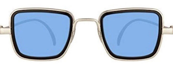 Kabir Singh Glasses - Breezy Blue Metal Frames | Shades Gallery