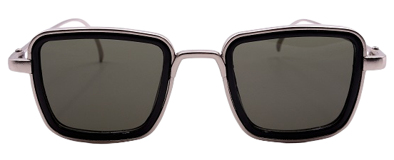 The kabir singh shades with the touch of elegance in the tone of silver and black for your perfect looks