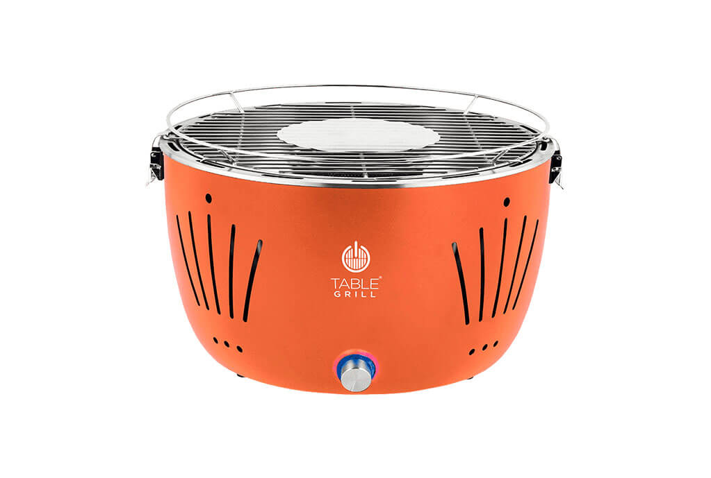 Table Grill - Naranja