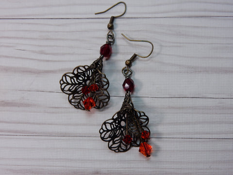 Incendia Earrings
