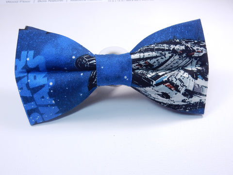 Star Wars Bow Ties: Millennium Falcon & Darth Vader
