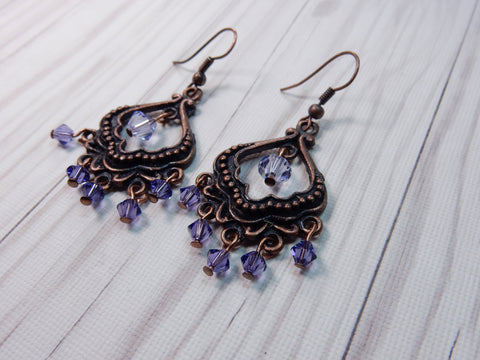 Crown Royal Earrings