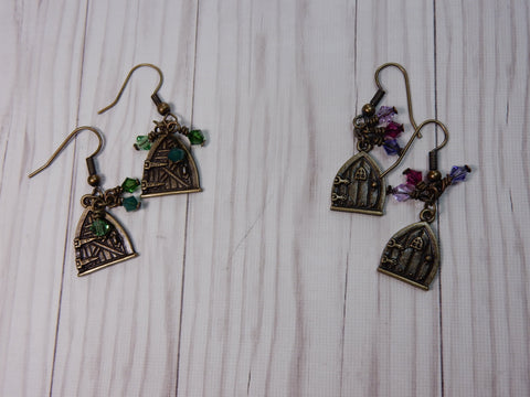 Faerie Doors Earrings