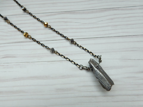 Metal Benders Necklace