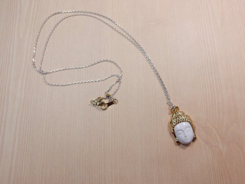 Buddhist Delight Necklace