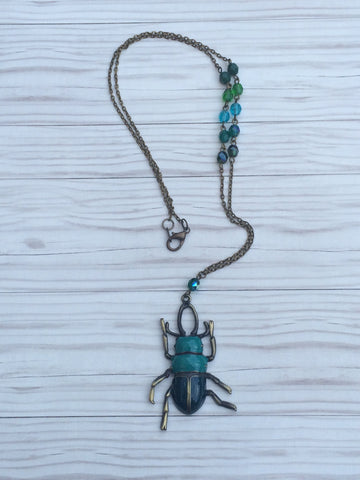 A Bug's Life Necklace
