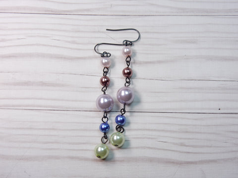 Midnight in Paris Earrings