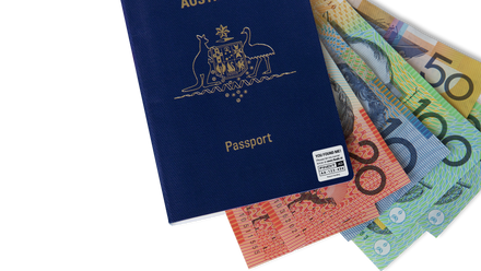 38,000 Australian Passports are lost every year