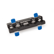 Axle and Spindle Vise Inserts - Park Tool Hub and Axle Tools