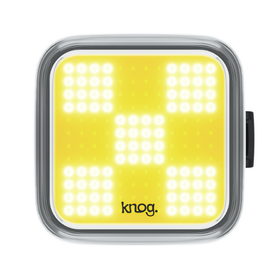 Blinder Grid Front - Knog Bike Lights
