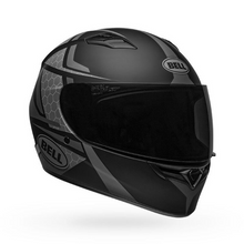 Qualifier Flare Matte Black/Grey - Bell Motorcycle Helmet