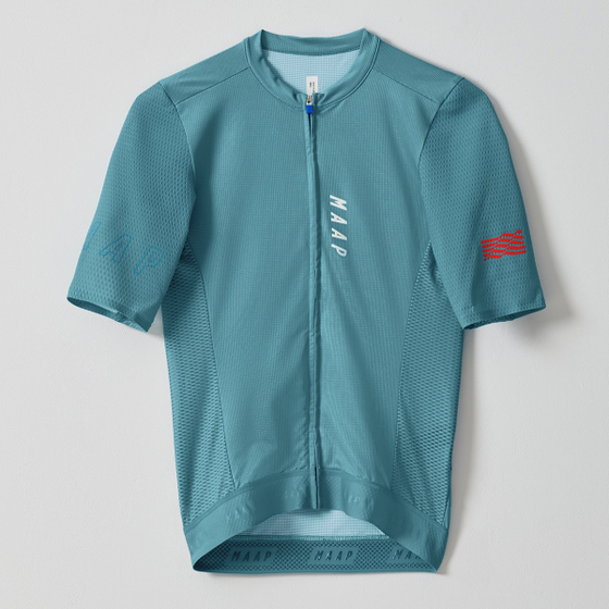 Stealth Race Fit Jersey - MAAP On Bike Jersey