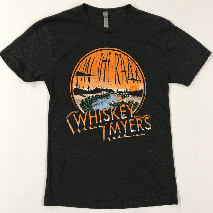 WM Charcoal Gray On The River T-Shirt