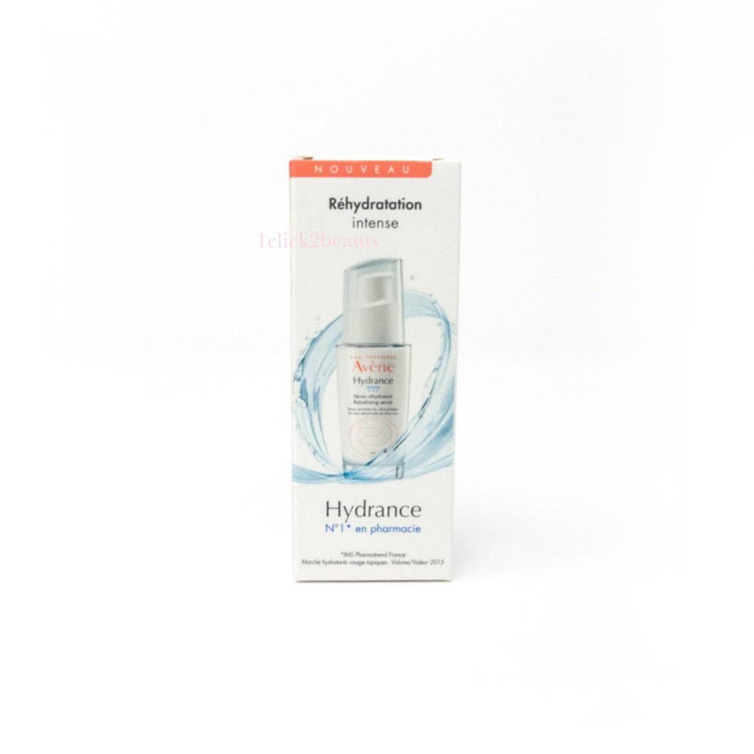 Avene Soothing Hydrating Serum 長效保濕精華液 30ML - buy European skincare in Hong Kong - 1click2beauty