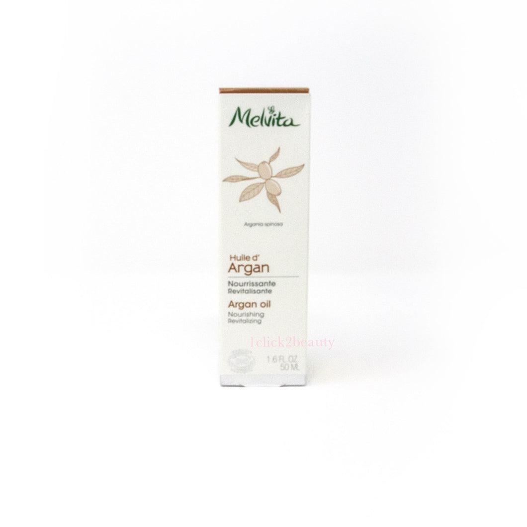 Melvita argan oil 50ml - buy European skincare in Hong Kong - 1click2beauty