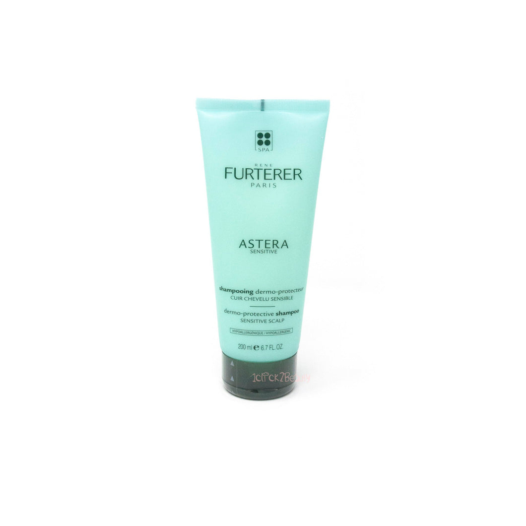 Rene Furterer Astera 抗敏紓緩洗髮水 200ML - buy European skincare in Hong Kong - 1click2beauty