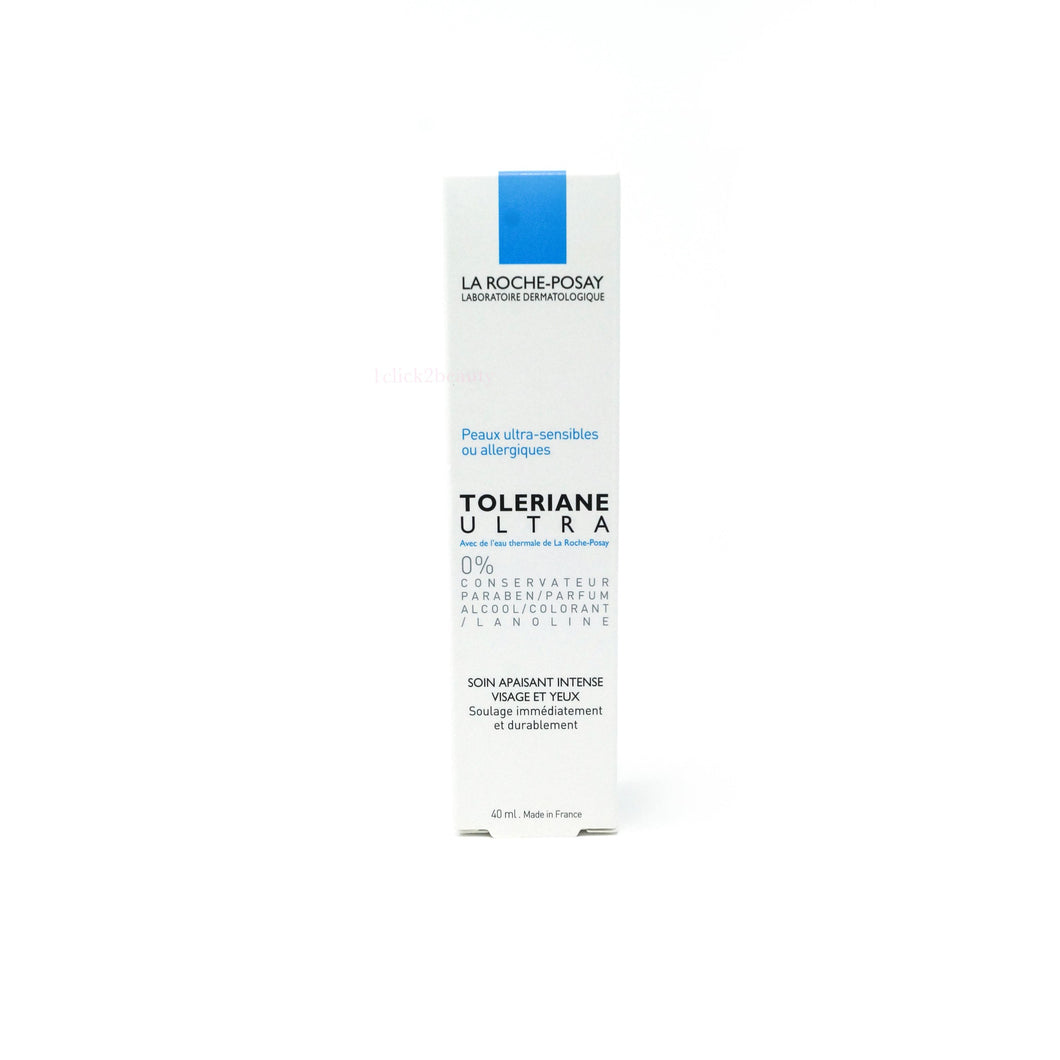 La roche posay toleriane ultra抗敏全效修護面霜 40ml - buy European skincare in Hong Kong - 1click2beauty