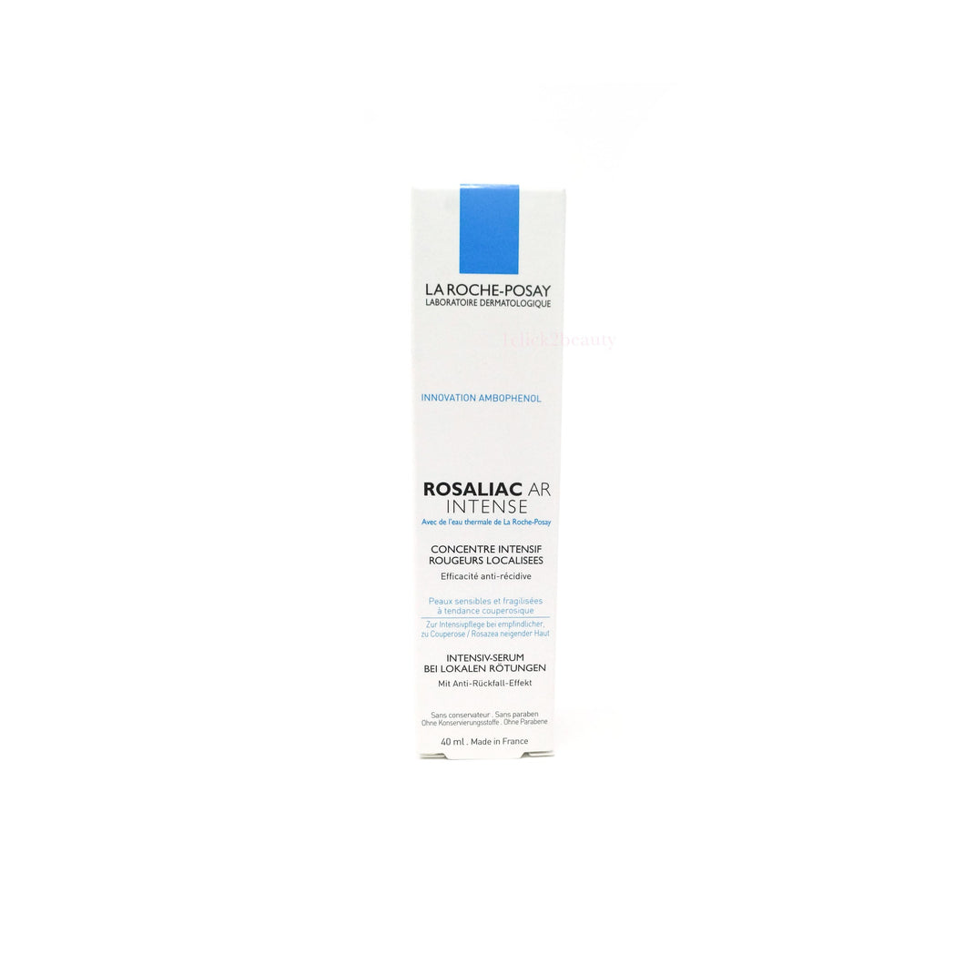 La Roche Posay Rosaliac AR Intense 抗紅舒敏修護精華 - buy European skincare in Hong Kong - 1click2beauty
