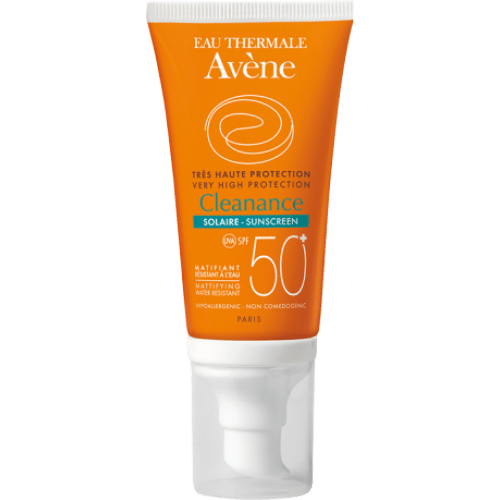 AVENE SOLAR CLEANANCE SPF 50 - 1click2beauty