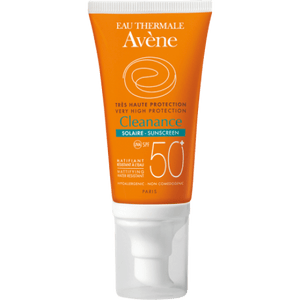 AVENE SOLAR CLEANANCE SPF 50 - buy European skincare in Hong Kong - 1click2beauty