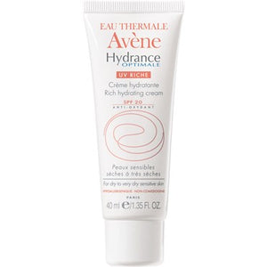 Avene 高效鎖水輕盈保濕隔離霜 SPF20, 40ML - buy European skincare in Hong Kong - 1click2beauty