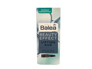 Balea Beauty Effect Lifting Kur 保濕安瓶, 7x1ml