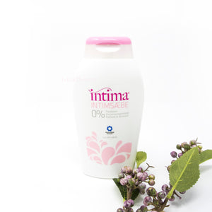 丹麥 Intima 女性潔膚液 350ML - buy European skincare in Hong Kong - 1click2beauty