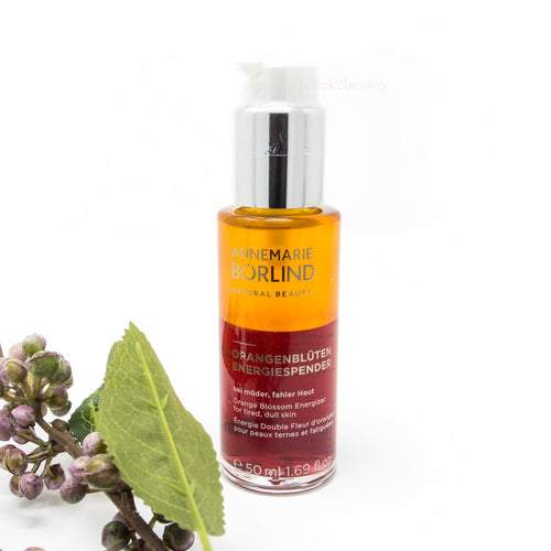 德國ANNEMARIE BÖRLIND 有機橙花能量精華蜜 50ml - buy European skincare in Hong Kong - 1click2beauty